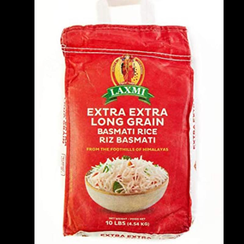 Laxmi Xtra Long Basmati Rice